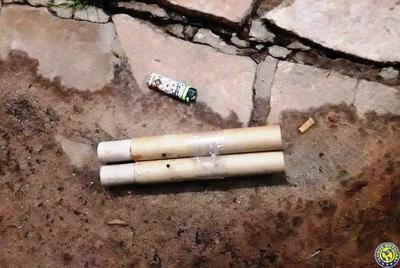 Ataques vandálicos a las casas del presidente y vicepresidente de Luqueño •