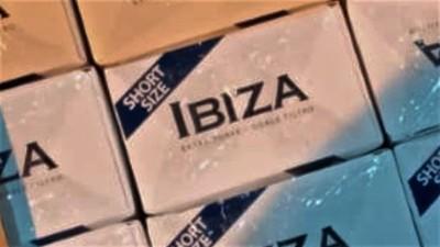 """Cigarrillo paraguayo """"IBIZA"""" el preferido en VENEZUELA entra de CONTRABANDO"""
