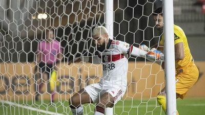 Flamengo empata ante Unión La Calera y roza la clasificación