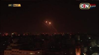 Israel: Siguen los ataques de parte de Hamas