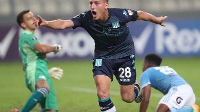 Racing deja a Sporting Cristal al borde de la eliminación