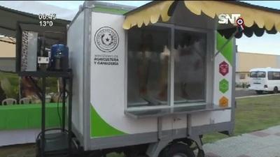 Costanera de Asunción: Feria Granjera con productos de la agricultura familiar