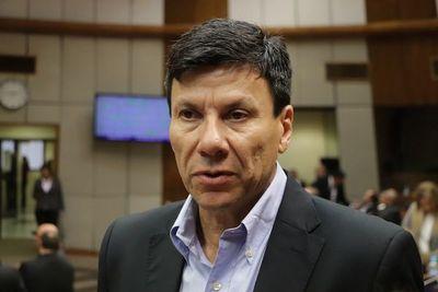 Escándalo de audios: diputado Walter Harms pide a su colega Carlos Portillo que renuncie