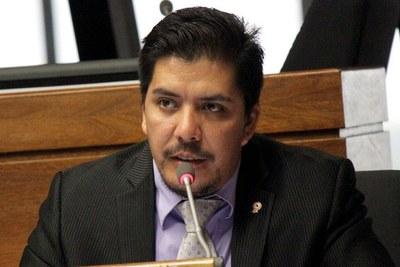 Diputado presenta este miércoles pedido de pérdida de investidura contra Carlos Portillo