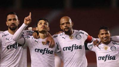 Palmeiras de Gustavo Gómez avanza a octavos de final