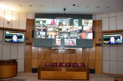 Instalan Comisión que acompañará negociaciones del Anexo C de Itaipú