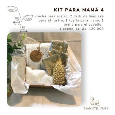 Mujeres privadas de libertad comercializan kits para regalar en el Día de la Madre