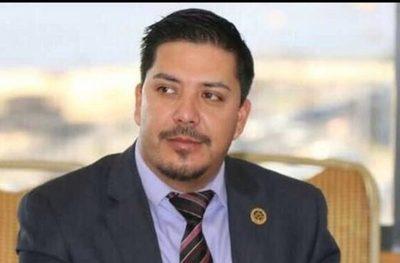 Romero Roa presentará hoy pedido de pérdida de investidura de Portillo