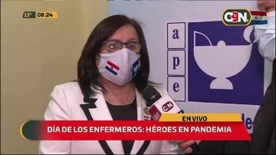 Día de los Enfermeros/as: Héroes de la pandemia