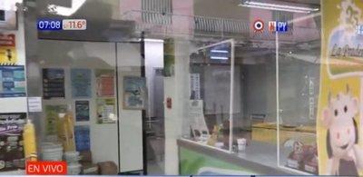 Angustiante ola de asaltos: Roban distribuidora de lácteos