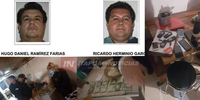 CASO RED DE EXTORSIÓN: DIRECTOR DE ESCUELA DE INTERNOS DEL CERESO QUEDÓ DETENIDO