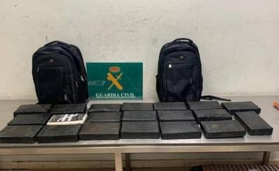 Detienen a 4 funcionarios de DINAC por envíos de droga a Europa