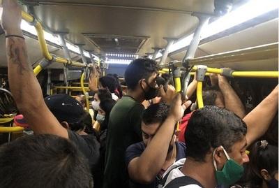 """""""No hay buses en las calles, no hay buen servicio"""", denuncia titular de Sedeco"""