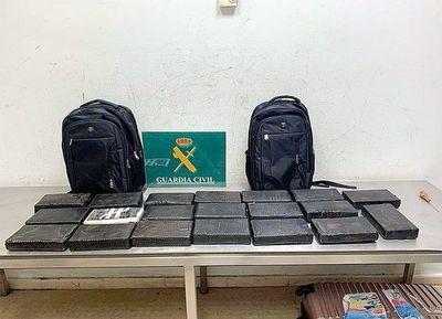 """Tráfico de drogas vía aeropuerto: Dinac investiga """"grieta"""" en sistema de control"""