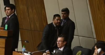 """La Nación / Inminente salida del diputado Carlos Portillo por """"reincidencia"""""""