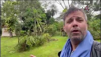 Raúl Vega de A Mil km del Mar desde Belén