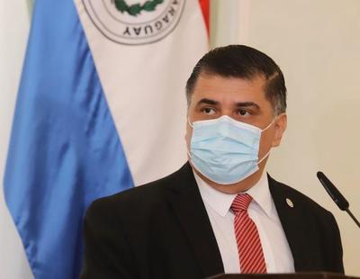"""Julio Borba admite que hace falta una campaña de vacunación """"un poco más agresiva"""" – Prensa 5"""