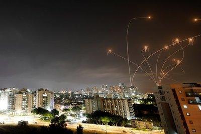 Grupo terrorista Hamas ya lanzó más de 1.000 misiles contra Israel