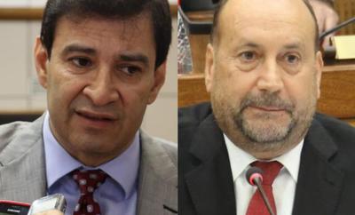 Presidencia del senado se debate entre «Cachito» Salomón y «Trato apu'a»