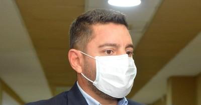 """La Nación / """"Por irresponsable y charlatán"""", hoy Portillo podría quedar fuera de Diputados, dice Alliana"""