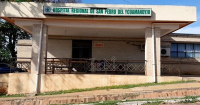 La Nación / San Pedro: pacientes esperan ingresar a terapia intensiva y no hay camas disponibles