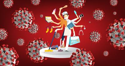 Día mundial de la enfermería: Ardua labor en pandemia