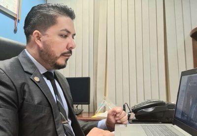 Portillo dice que buscan desvirtuar su figura política y dañar su imagen
