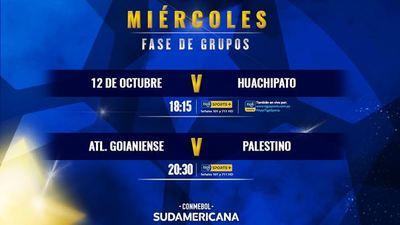 Atlético Goianiense juega por el grupo de Libertad
