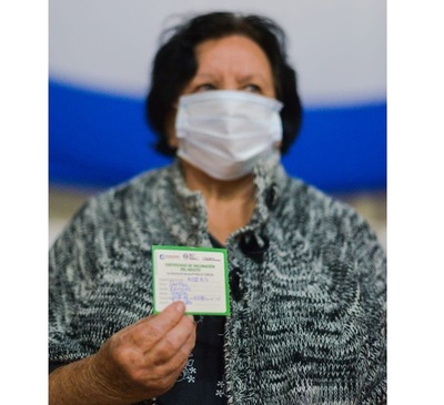 Aumentó cifra de vacunados contra COVID en Hospital de Trinidad