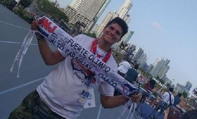 José Zaván cumple 19 años recuperándose en su casa