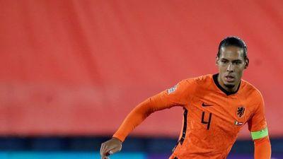 Virgil Van Dijk renuncia a la Eurocopa