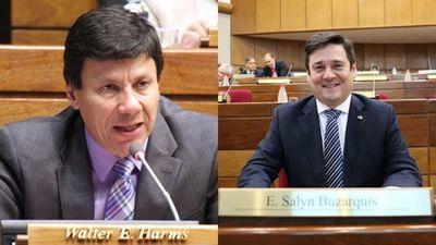 Harms se lanza contra Buzarquis y da a entender que es un corrupto