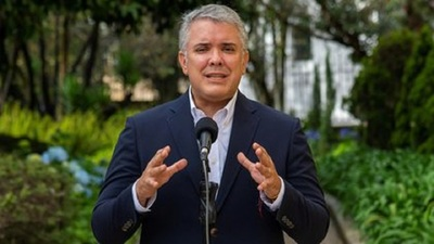 """Presidente Iván Duque: """"Los bloqueos son violentos en sí mismos"""""""
