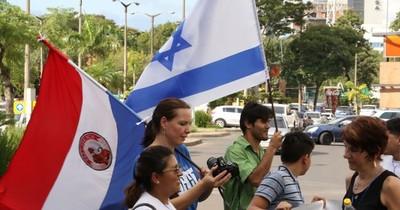 La Nación / Diputados muestran solidaridad con Israel ante conflicto bélico