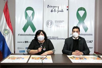 """El MINNA y organismos cooperantes presentaron la campaña """"Todos Somos Responsables"""""""
