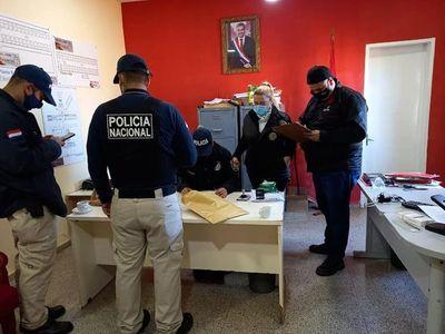 Encarnación: Fiscalía desbarata presunta red de Estafa y Extorsión que operaba desde la cárcel