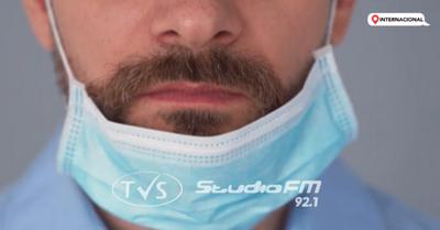 La barba conlleva un mayor riesgo de contagiarse de covid-19, afirman en Perú