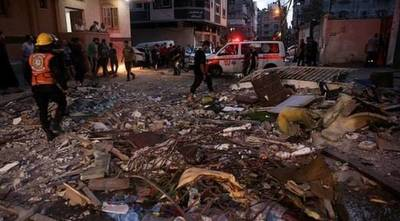"""Unión Europea exige el """"cese"""" de la violencia entre Israel y Palestina"""
