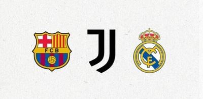Comienza la guerra contra Real Madrid, Barcelona y Juventus