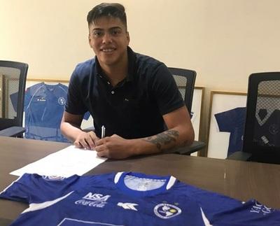 Sol rescinde contrato a Pablo Meza por bajo rendimiento
