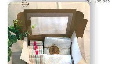 La Nación / Delicados kits de cuidado personal para obsequiar a mamá en su día