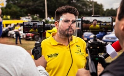Nilson Acosta lidera lista de concejales del Movimiento JUC