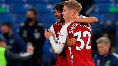 Arsenal sorprende al Chelsea en Stamford Bridge