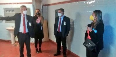 Caso Dinac: Fiscalia realizó nuevas diligencias en el Aeropuerto donde habrían escondido la droga.