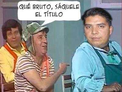 """Carlos Portillo, el de los """"siete títulos"""", pasa a ser """"un común"""""""