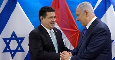 La Nación / Cartes expresó su solidaridad con Israel ante los ataques terroristas