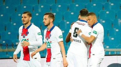 El PSG se vale de los penales para meterse a la final de la Copa de Francia