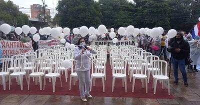 La Nación / Enfermeros emplazan a Salud por recategorización