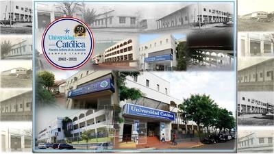 13 DE MAYO: LA UC ITAPÚA CELEBRA 59 AÑOS DE VIDA INSTITUCIONAL