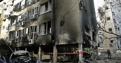 La Nación / Israel intensifica bombardeos en Gaza y aumentan disturbios en ciudades judeo-árabes